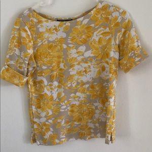 Karen scott petite shirt
